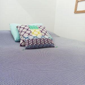 Jeté, couvre lit, jeté de canapé