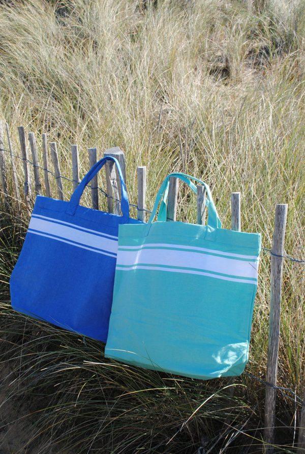 Cabas, grand sac de plage