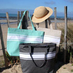 Sac cabas, Petit sac de plage