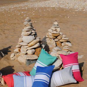 Coussin de plage gonflable